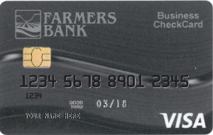 Farmers bank business visa checkatm cards classic visa check card colourmoves
