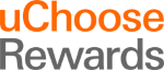 uChoose Rewards Logo
